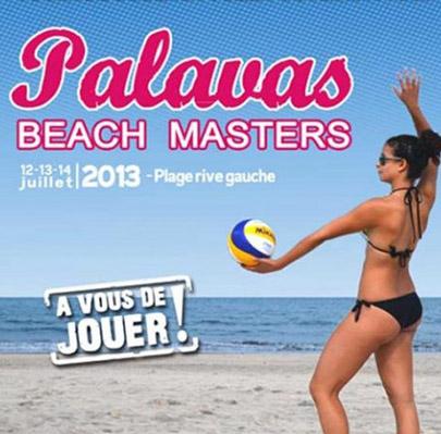 Palavas Beach Masters