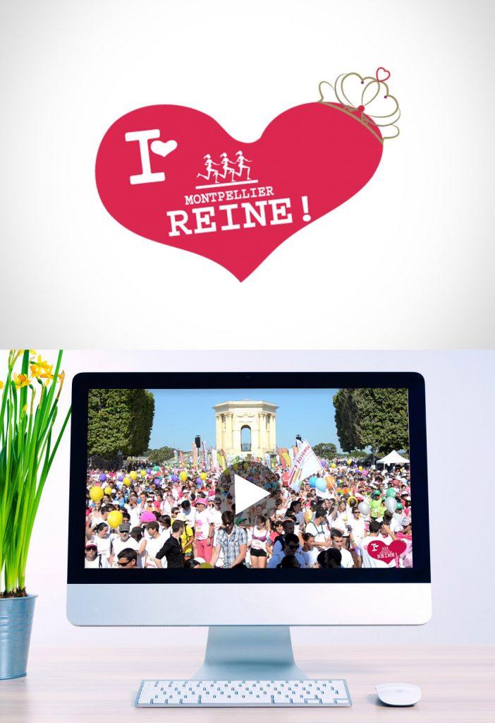Vidéo Montpelleir Reine