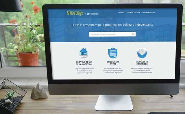 création site web informatif