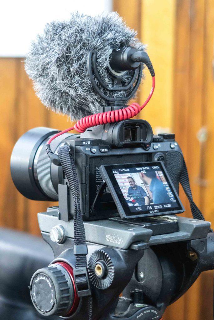 Réalisation de vidéo d'entreprise à montpellier