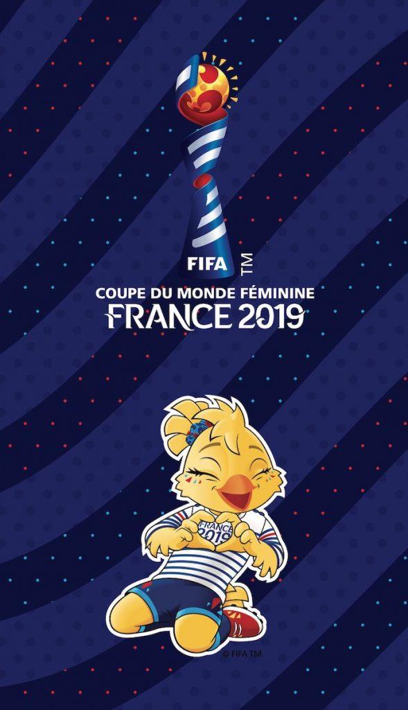 déclinaison de la charte graphique de la coupe du monde