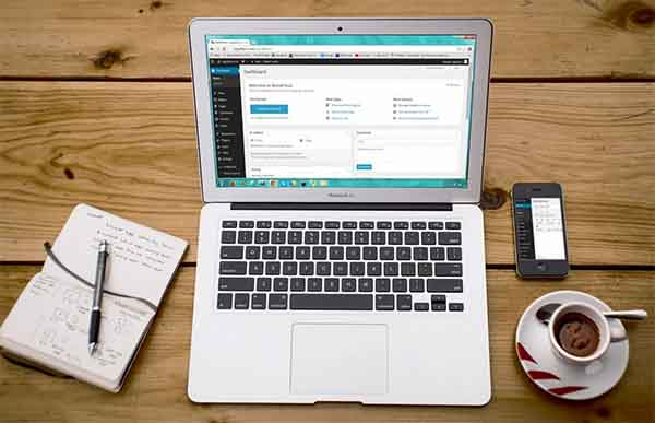 création site web sur wordpress