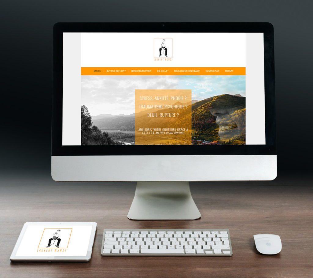 Site internet vitrine Munoz