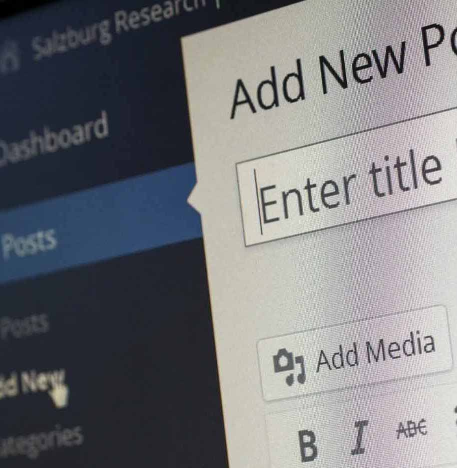 pourquoi on utilise wordpress