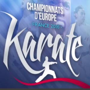 Championnats d'Europe de Karaté 2016