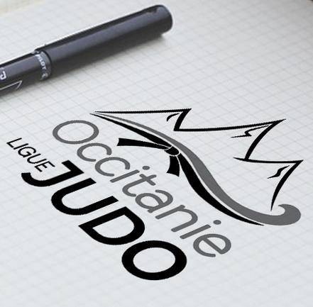 Logo Ligue Occitanie Judo