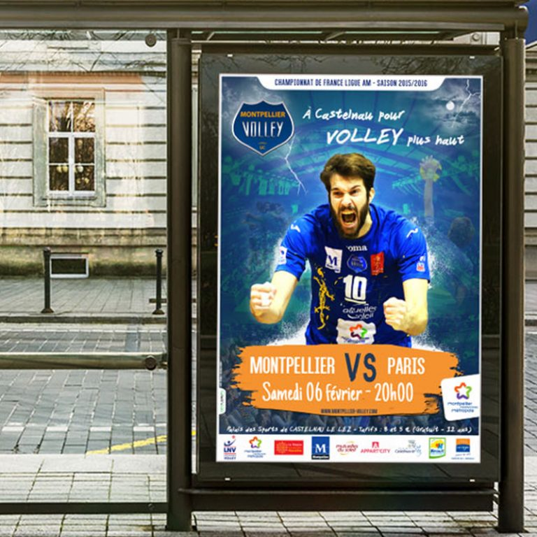 Montpellier Volley 2015-2016