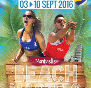 Montpellier Beach Masters 2016