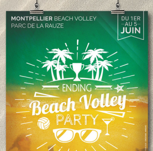 Ending Beach Party