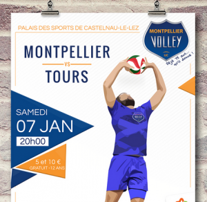 Montpellier Volley – Saison 2016/2017