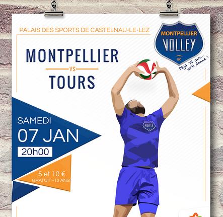 Montpellier Volley – Saison 2016/2017