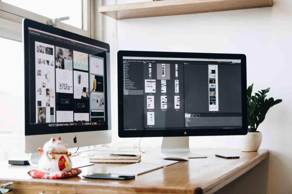 Création de webdesign personnalisé