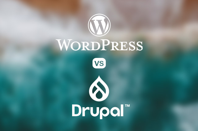 WordPress ou Drupal, qui remporte le match ?