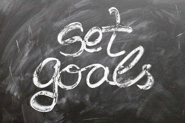 fixer des objectifs avant de créer son site internet