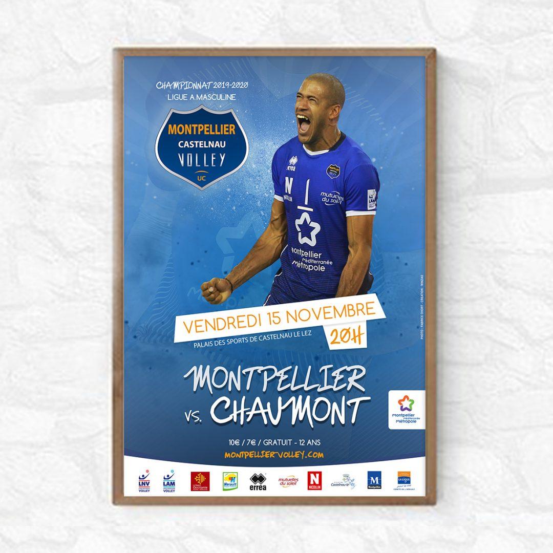 Montpellier Castelnau Volley – Saison 2019/2020