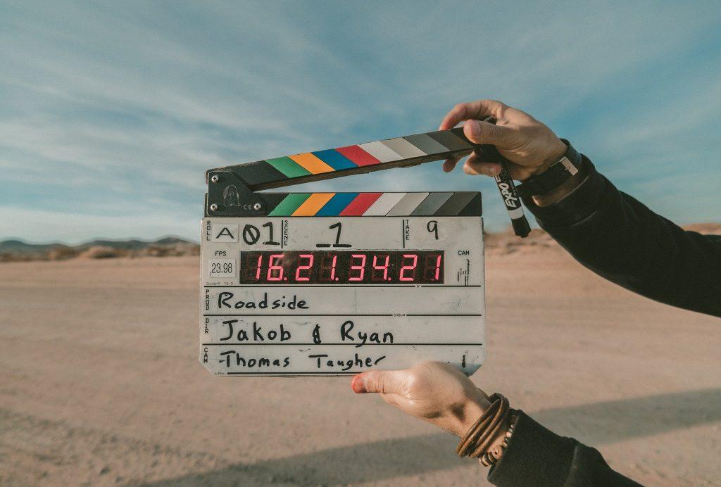 evenementiel tournage