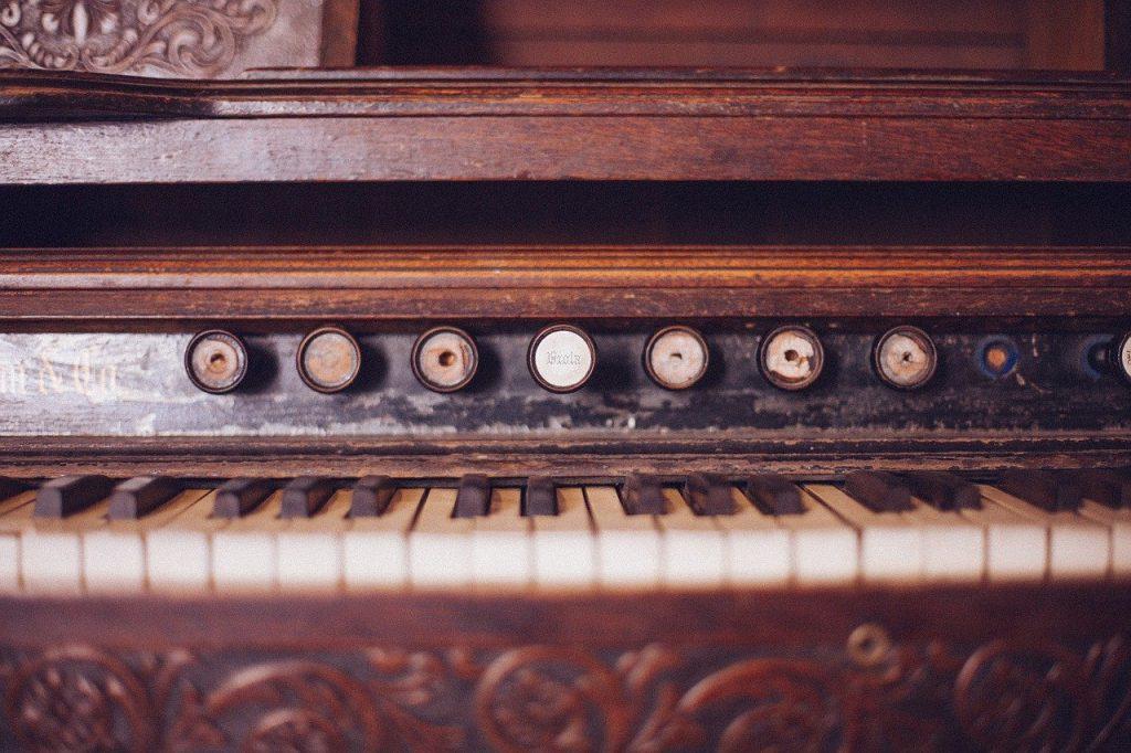 piano musique classique